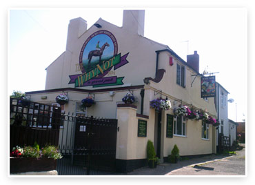 The Why Not Inn, Halesowen | Front view